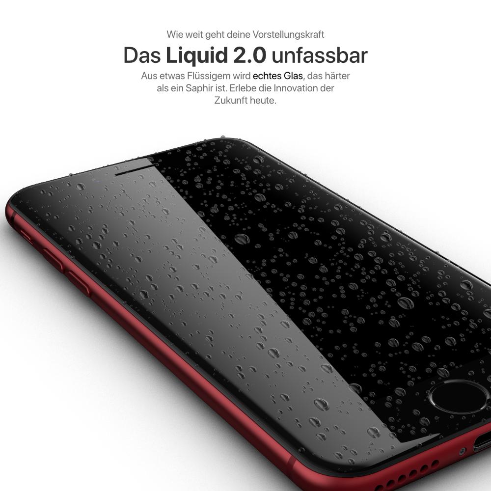 iPhone SE Panzerglas