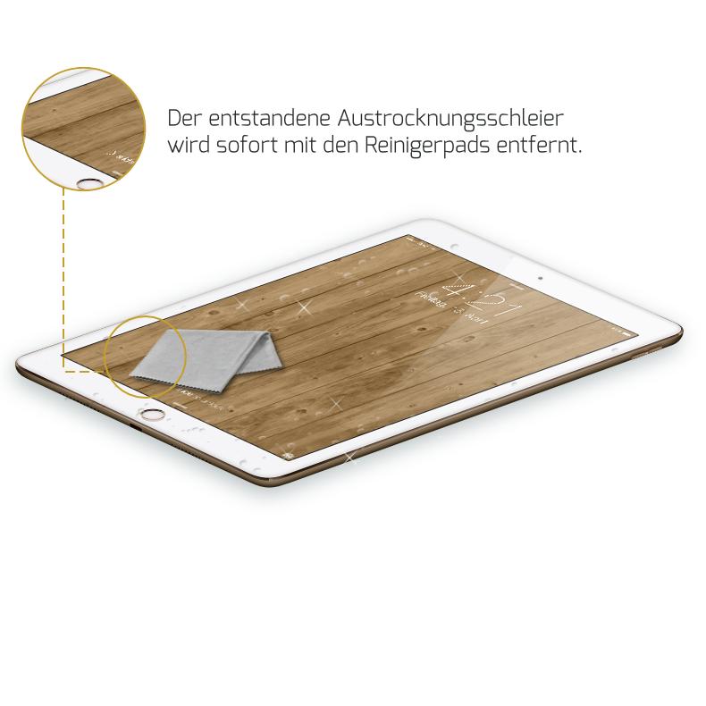 GLAZ Liquid iPad Pro Reinigerpad