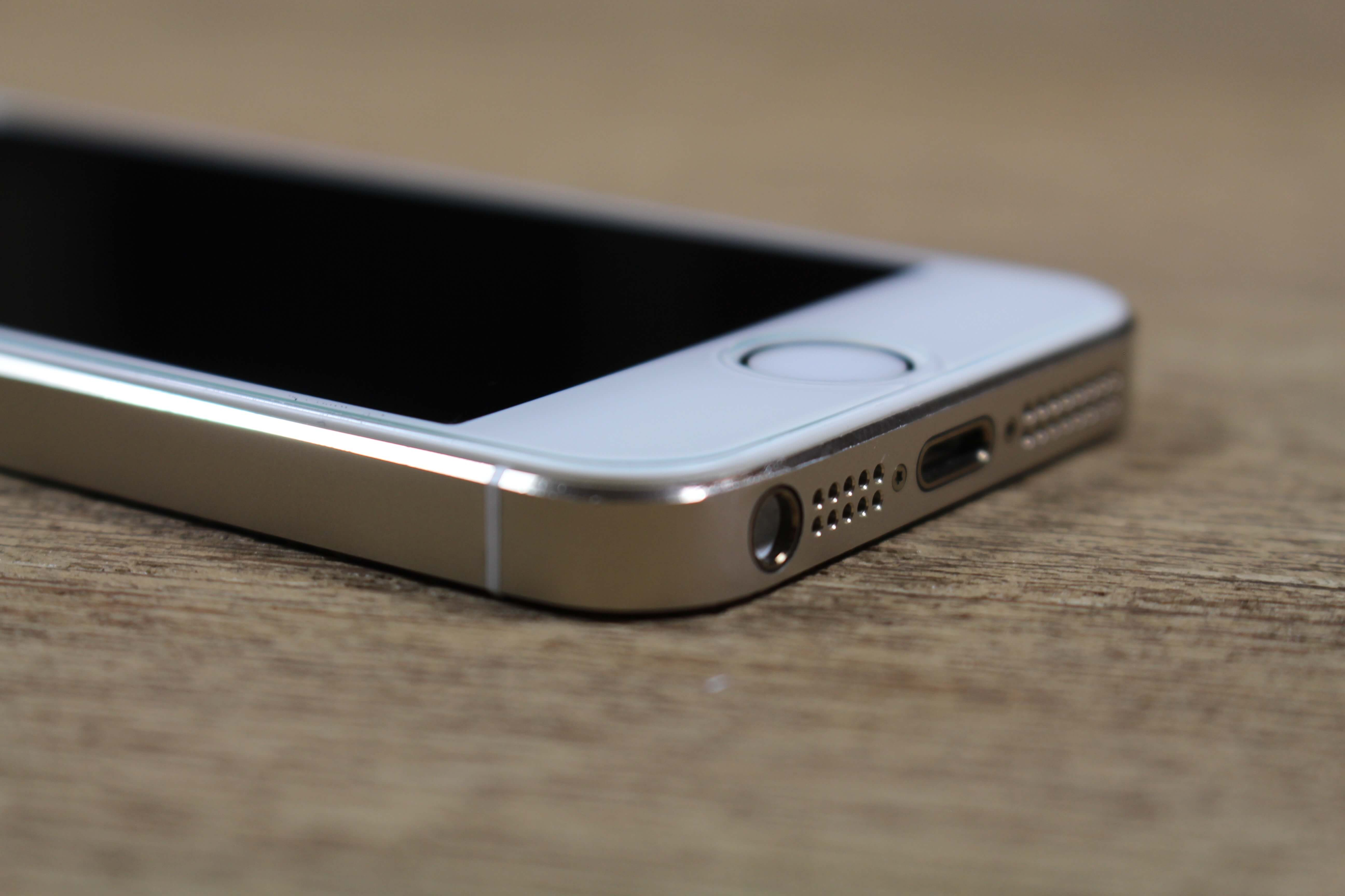 Displayschutz iPhone 5s Ansicht