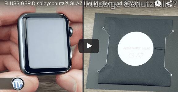 Displayschutzfolie GLAZ-Liquid begeistert