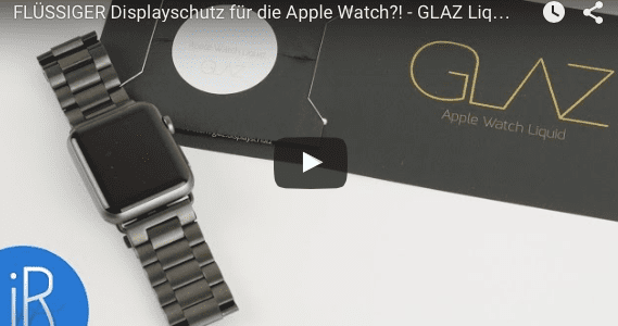 Display Reparatur der Apple Watch fast unmöglich