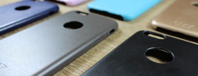 GLAZ Case iPhone 6 und 6 Plus