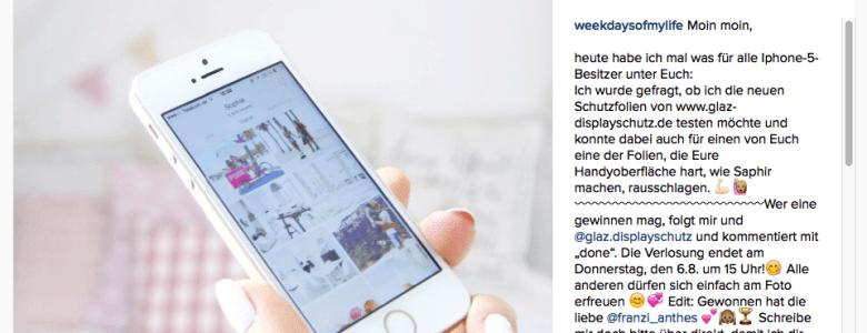 Displayschutzfolie – iPhone ohne Kompromisse