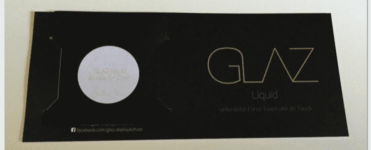 Displayreparatur Apple Watch – glücklicher Nebeneffekt von GLAZ Liquid