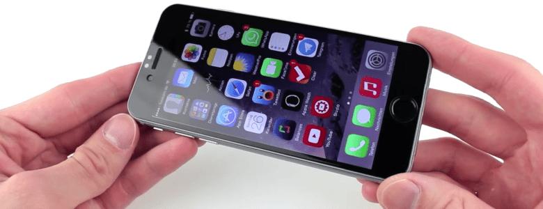 iPhone Display Reparatur – Wenn es mal kracht...