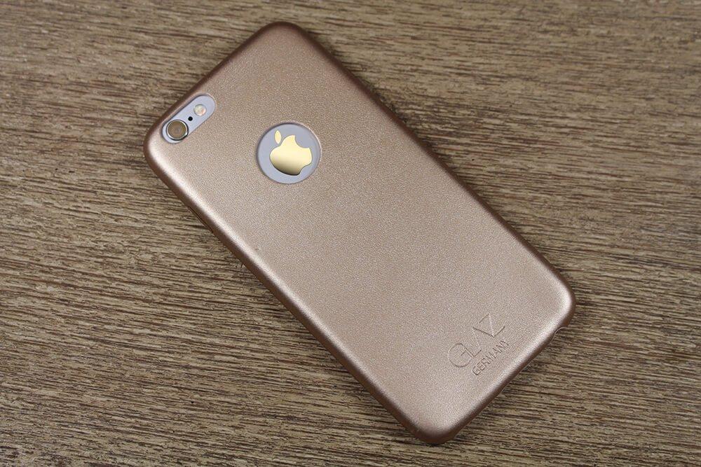 GLAZ Case iPhone 6 gold