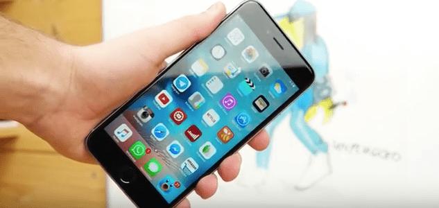 GLAZ iPhone Displayschutz – man sieht nichts, man spürt nichts
