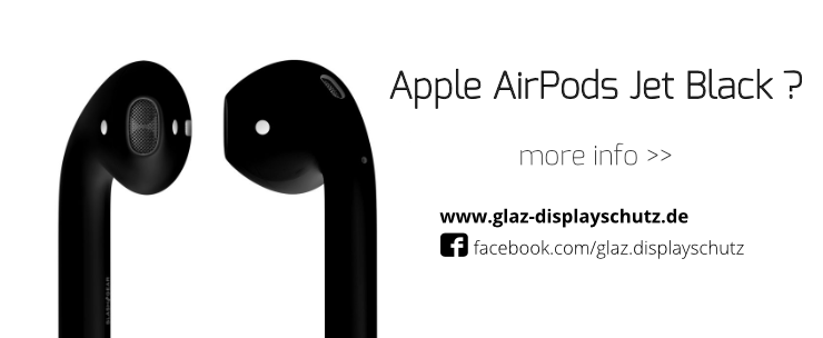 Apple AirPods Diamantschwarz