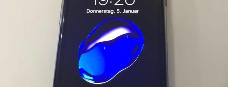 iPhone 7 Displayschutz 2.0