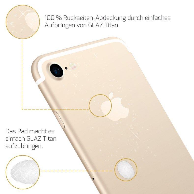 GLAZ Titan iPhone 7