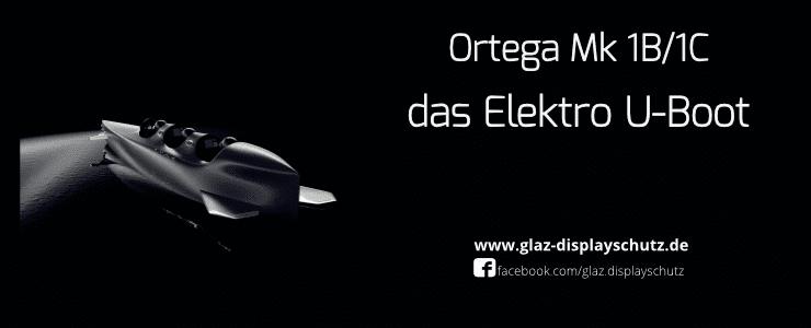 Elektro U-Boot Ortega