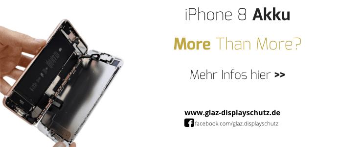 sehr starker iphone 8 akku dank neuer hauptplatine. Black Bedroom Furniture Sets. Home Design Ideas