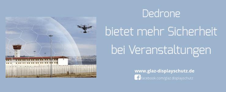 DroneTracker von DeDrone schützt vor Drohnen