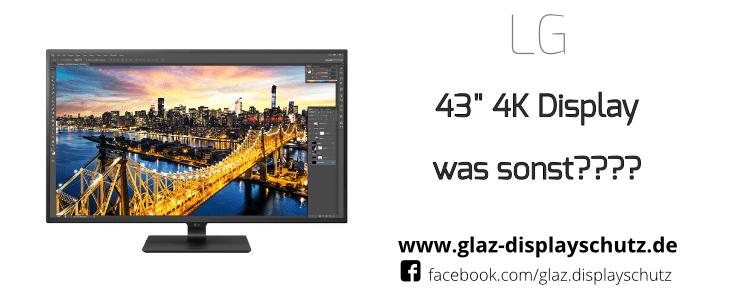LG 4K Display