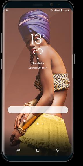 Samsung Galaxy S8 GLAZ Liquid 2.0