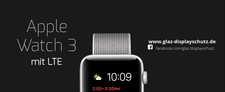 Apple Watch 3 mit LTE