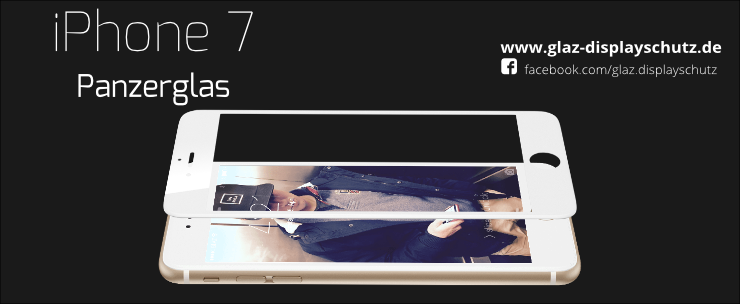 iPhone 7 Panzerglas