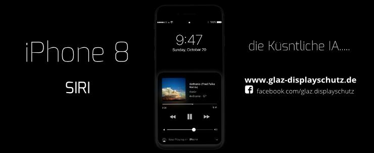 iPhone 8 Siri
