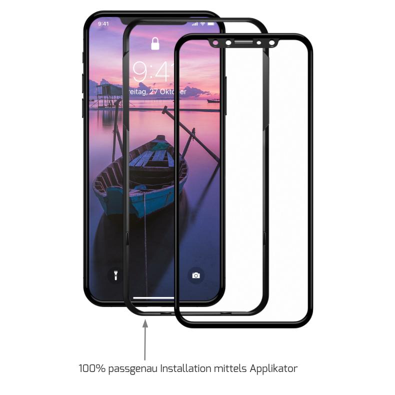 iPhone X Schutzfolie
