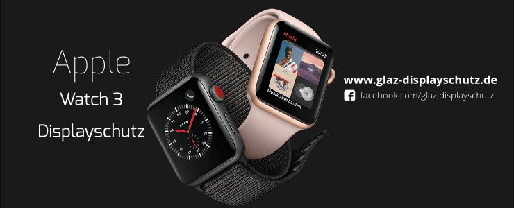 Apple Watch 3 Displayschutz