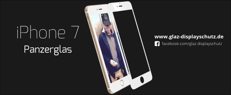 Panzerglas iPhone 7