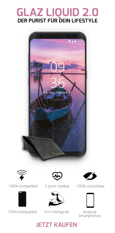 Samsung Galaxy S8 Liquid 2.0
