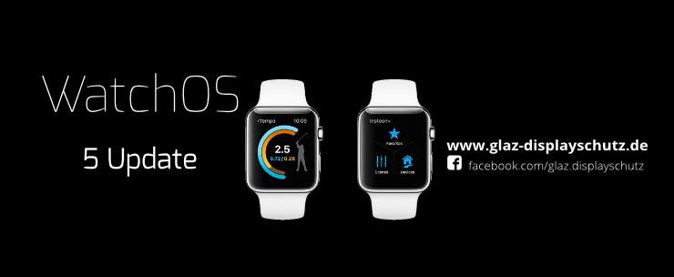 watchOS 5 Update
