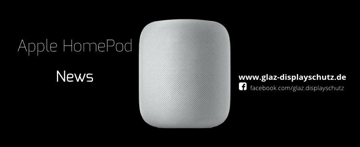 Apple HomePod News