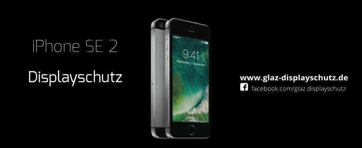 iPhone SE 2 Displayschutz