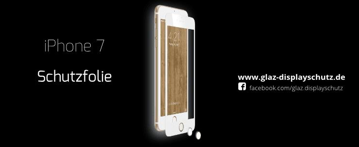 iphone 7 schutzfolie die besten schutzfolien im test. Black Bedroom Furniture Sets. Home Design Ideas