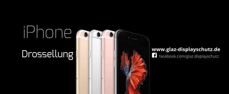 iPhone-Drosselung deaktivieren