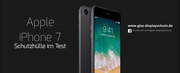 iPhone 7 Schutzhülle im Test