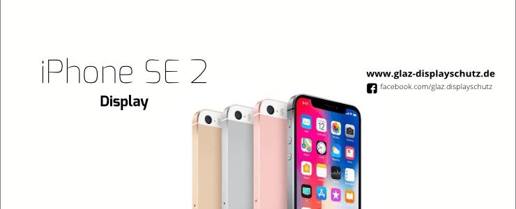 iPhone SE 2 Display