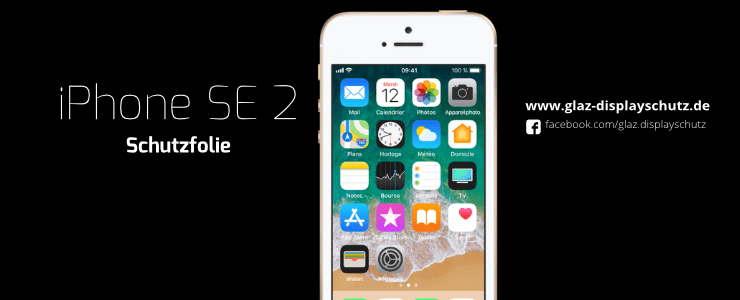 iPhone SE 2 Schutzfolie