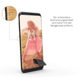 S8 Displayschutzfolie