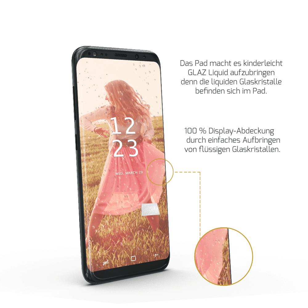 Samsung S8 Displayschutz