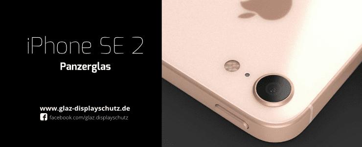 iPhone SE 2 Panzerglas