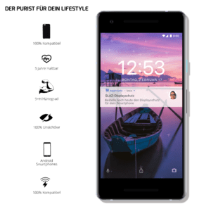Google Pixel 3 Displayschutz