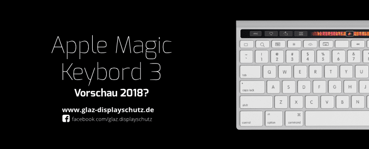 Apple Magic Keyboard 3
