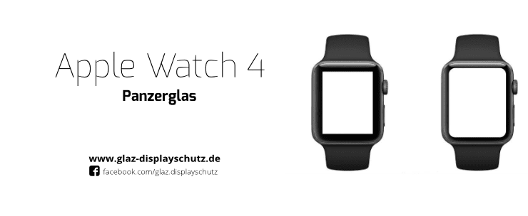 Apple Watch 4 Panzerglas