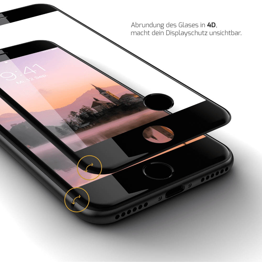 iPhone 6 Panzerglasfolie