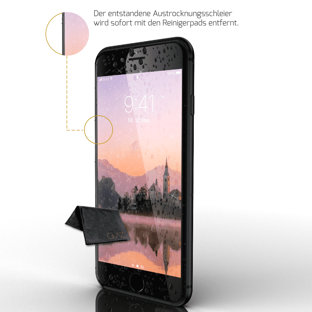 iPhone 6 flüssiger Displayschutz