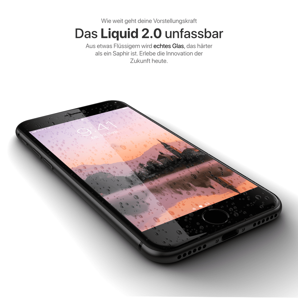 iPhone 8 Displayschutz