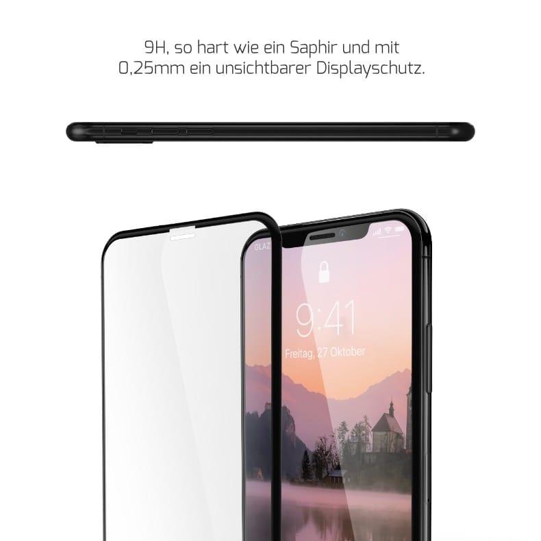 iPhone XS Schutzfolie
