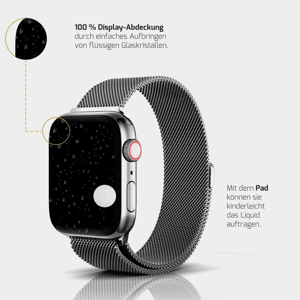 Apple Watch 4 Schutzfolie