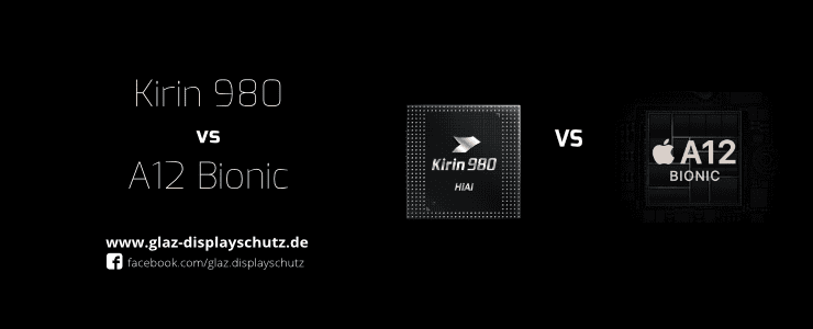 Kirin 980 vs A12 Bionic