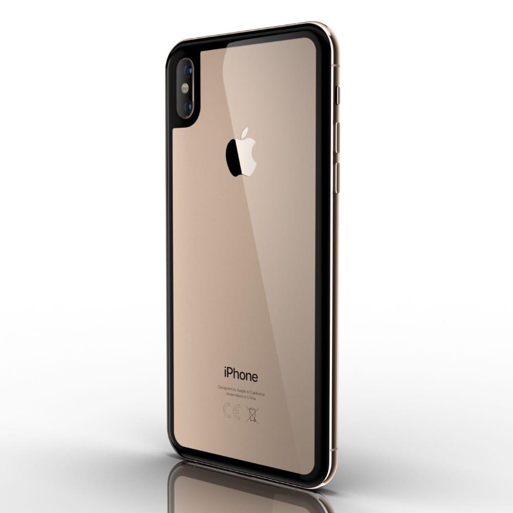 iPhone XS Rückseitenschutz