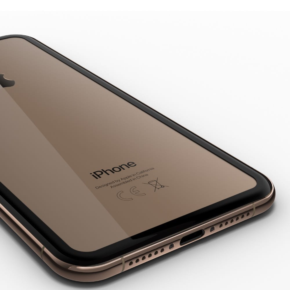 iPhone XS Rückseitenglas