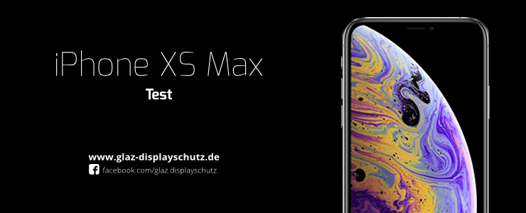 iPhone XS Max Test