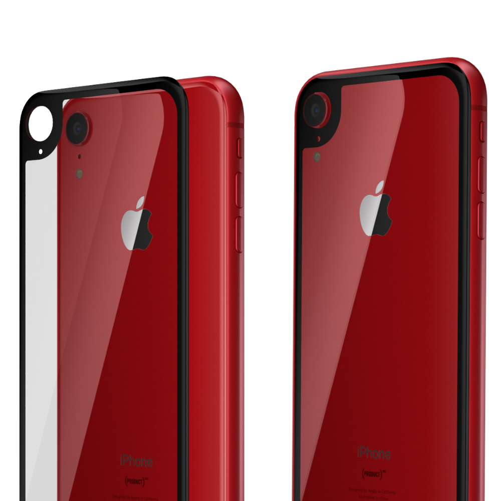 iPhone XR Rückseiten Glas